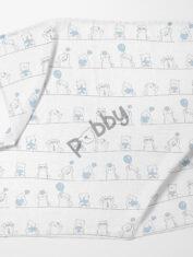 PABBY-PK-109-BLUE